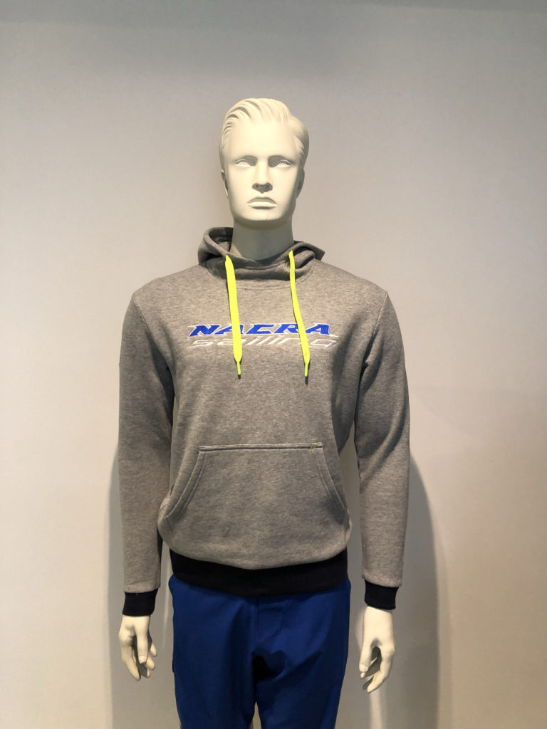 Nacra Sailing hoody grey XL